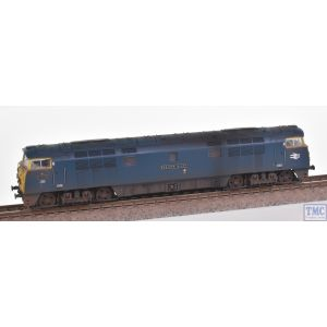 2D-003-011 Dapol N Gauge Western Invader D1009 BR Blue FYE Weathered