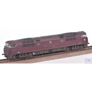2D-003-008D Dapol N Gauge D1000 Western Enterprise BR Maroon SYP (DCC-Fitted) Weathered by TMC
