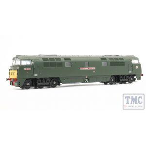 2D-003-012 Dapol N Gauge Class 52 D1035 Western Yeoman BR Green SYP