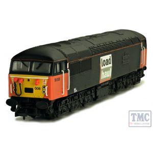 2D-004-000D Dapol N Gauge Class 56 56003 Load Haul Black and Orange DCC