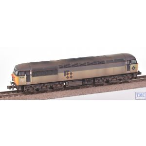 2D-004-004 Dapol N Gauge Class 56 56016 Triple Grey Coal Sector with Deluxe Weathering by TMC