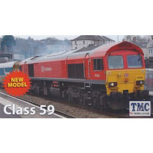 2D-005-003D Dapol N Gauge Class 59 59204 National Power Blue DCC