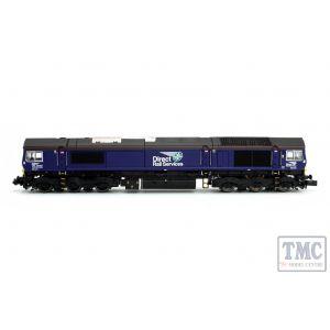 2D-007-007D Dapol N Gauge Class 66 66421 New DRS Livery DCC
