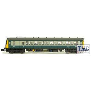 2D-009-008 Dapol N Gauge Class 121 W55026 BR Blue/Grey