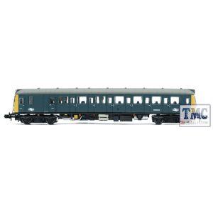 2D-009-009 Dapol N Gauge Class 121 W55023 BR Blue