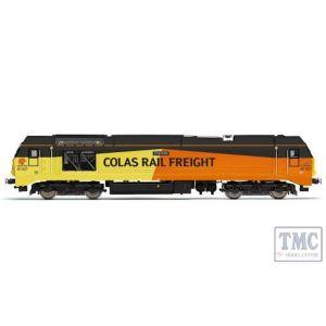 2D-010-009 Dapol N Gauge Class 67 009 Charlotte Colas Rail