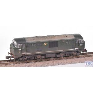 2D-012-010 Dapol N Gauge Class 22 D6326 BR Green No WP Disc Headcode