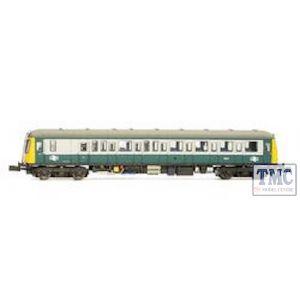 2D-015-005 Dapol N Gauge Class 122 M55004 BR Blue/Grey