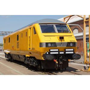 2D-017-004 Dapol N Gauge Mk3 DVT 82124 Network Rail