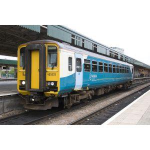 2D-020-004 Dapol N Gauge 153 323 Arriva Trains