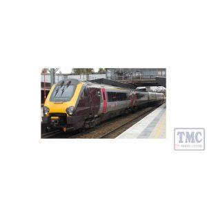2D-023-003 Dapol N Gauge 221 136 5 Car DMU CrossCountry Trains