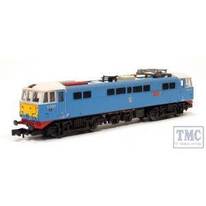 2D-026-002 Dapol N Gauge Class 86 259/E3137 Les Ross/Peter Pan Blue