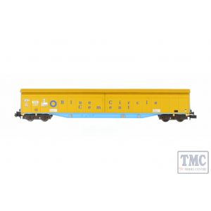 2F-022-009 Dapol N Gauge Ferry Wagon Blue Circle 3380 279 7669-9
