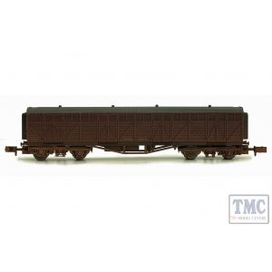 2F-024-016 Dapol N Gauge Siphon G BR W1459 Weathered