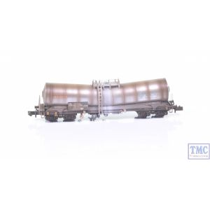 2F-027-010 Dapol N Gauge Silver Bullet Nacco / ECC 3387 789 8 053-6