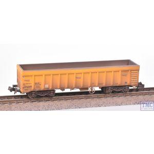 2F-045-006 Dapol N Gauge IOA BallastWagon Network Rail Yellow 3170 5992 041-7