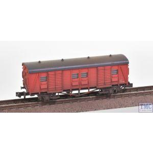 2F-047-004 Dapol N Gauge CCT BR Engineer Red M527467