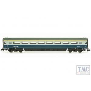 2P-005-022 Dapol N Gauge MK 3 Blue Grey 1st Class 11028 Loco Hauled