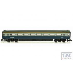 2P-005-023 Dapol N Gauge MK 3 Blue Grey 1st Class 11085 Loco Hauled