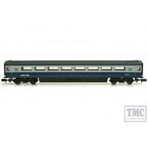 2P-005-034 Dapol N Gauge MK 3 Blue Grey 2nd Class 12064 Loco Hauled