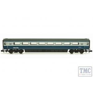 2P-005-035 Dapol N Gauge MK 3 Blue Grey 2nd Class 12109 Loco Hauled