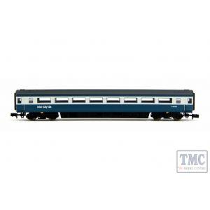 2P-005-036 Dapol N Gauge MK3 Blue Grey 2nd Class E42100 HST