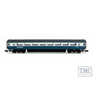 2P-005-038 Dapol N Gauge MK3 Blue Grey 2nd Class E42135 HST