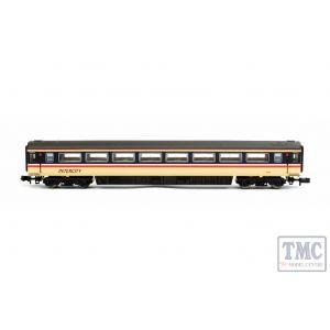 2P-005-234 Dapol N Gauge Mk3 BR InterCity Swallow 2nd Class Coach 42111