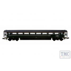 2P-005-323 Dapol N Gauge Coach GWR Green 41159
