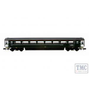 2P-005-339 Dapol N Gauge Coach GWR Green 42579