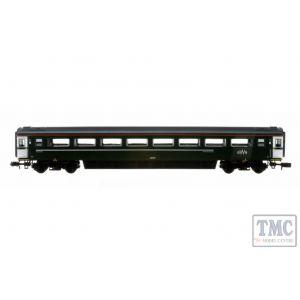 2P-005-340 Dapol N Gauge Coach GWR Green 42300