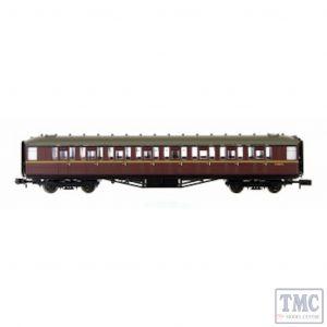 2P-011-075 Dapol N Gauge Coach E12053E