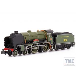 2S-002-009D Dapol N Gauge 924 Haileybury Southern Sage (DCC-Fitted)