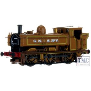 2S-007-028 Dapol N Gauge *Pannier Early Cab ex-5775 GNSR Lined
