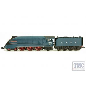 2S-008-009D Dapol N Gauge A4 Valanced Empire of India 4490 DCC