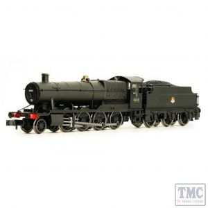2S-009-006 Dapol N Gauge 38xx Class 3846 BR Black Early Crest