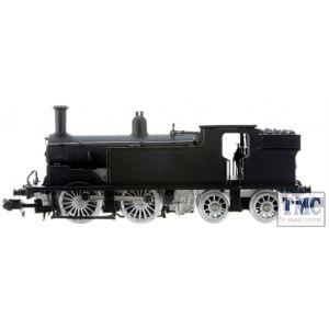 2S-016-009 Dapol N Gauge *M7 0-4-4 Tank 30248 British Railways Lined Black
