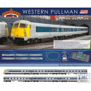 30-420 Bachmann OO Gauge Western Pullman - Dynamis Ultima Sound Fitted Train Set