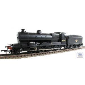 31-001 Bachmann OO/HO Scale Robinson 04 BR Black 63601 Late Crest