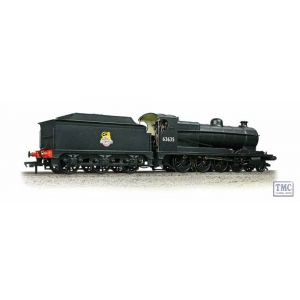 31-002 Bachmann OO/HO Scale Robinson Class O4 63635 BR Black Early Emblem