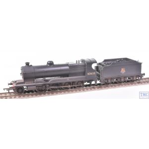 31-002 Bachmann OO Gauge Robinson Class O4 63635 BR Black E/Emb Real Coal & Weathered by TMC