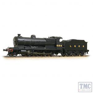 31-003A Bachmann OO Gauge LNER Robinson O4 6184 LNER Black (LNER Original)
