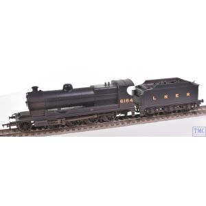 31-003A Bachmann OO Gauge Robinson Class O4 6184 LNER Black Real Coal & Weathered by TMC