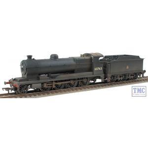 31-004 Bachmann OO/HO Robinson Class O4 63598 BR Black Early Emblem Real Coal Weathered by TMC