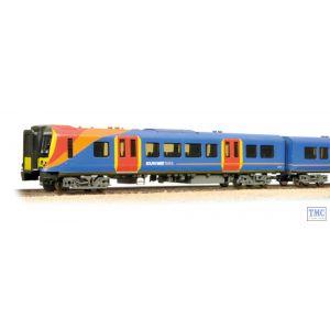 31-040 Bachmann OO Gauge Class 450 4 Car EMU 450073 South West Trains