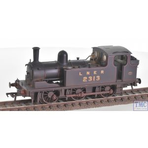 31-060 Bachmann OO Gauge LNER J72 Tank 2313 LNER Lined Black