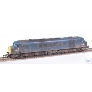 31-078 Bachmann OO Gauge Class 46 Peak Diesel D181 Blue Weathered by TMC (Pre-owned)