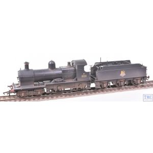 31-088 Bachmann OO Gauge 3200 (Earl) Class 9028 BR Black E/Emb Real Coal & Deluxe Weathering by TMC
