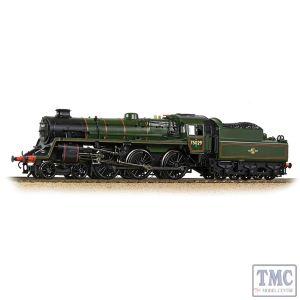 31-116A Branchline OO Gauge BR Standard 4MT BR2 Tender 75029 BR Lined Green (Late Crest)