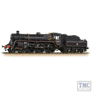 31-117 Branchline OO Gauge BR Standard 4MT BR2 Tender 75014 BR Lined Black (Early Emblem)